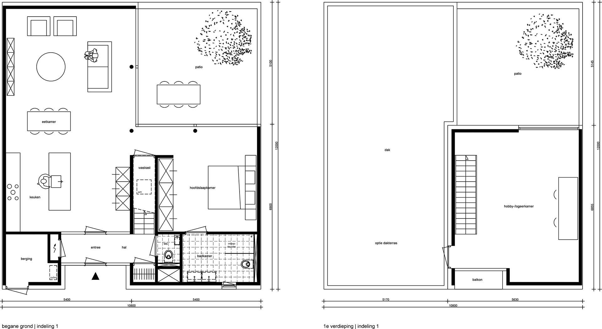 plattegronden-bungalow-standaard1